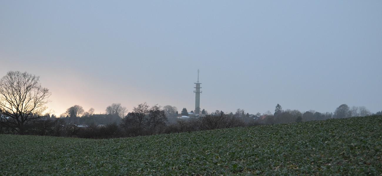 Vissenbjerg tårn fjern